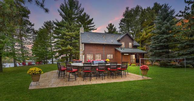 14037 Autumn Ridge Road, Crosslake, MN 56442 (MLS #5664359) :: The Hergenrother Realty Group