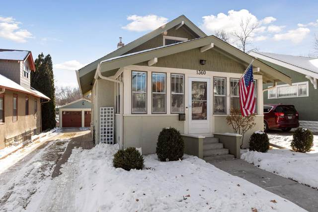 1360 Frankson Avenue, Saint Paul, MN 55108 (#5665536) :: Happy Clients Realty Advisors