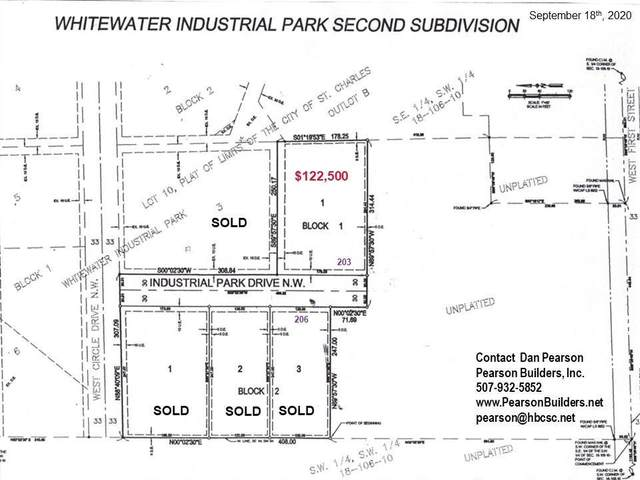 203 Industrial Park Drive, Saint Charles, MN 55972 (#5666765) :: Twin Cities South