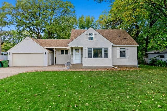 9038 Tyler Street NE, Blaine, MN 55434 (#5668025) :: The Pietig Properties Group