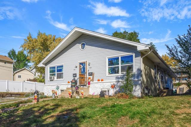 1401 / 1403 Parkview Lane NE, Columbia Heights, MN 55421 (#5670673) :: Bos Realty Group