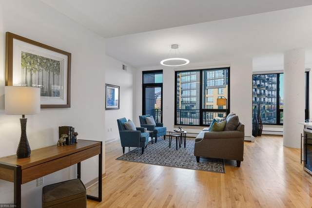 1240 S 2nd Street #318, Minneapolis, MN 55415 (#5671542) :: Bre Berry & Company