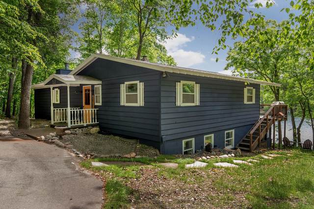 33632 Ossawinnamakee Heights, Pequot Lakes, MN 56472 (#5671656) :: The Pietig Properties Group