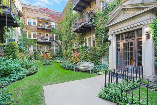 2521 Humboldt Avenue S #112, Minneapolis, MN 55405 (#5672625) :: Bos Realty Group