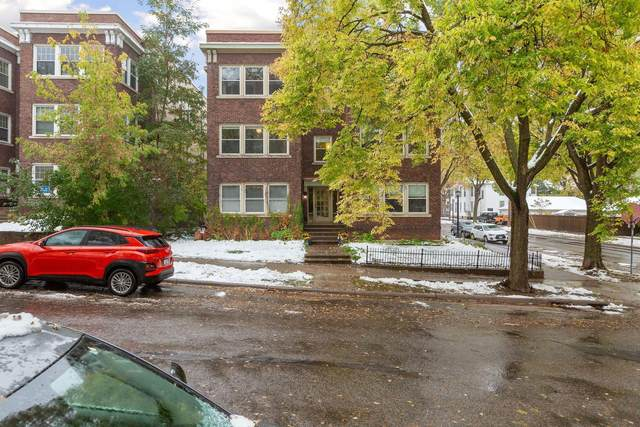 1945 Fremont Avenue S #7, Minneapolis, MN 55403 (#5672627) :: Bos Realty Group