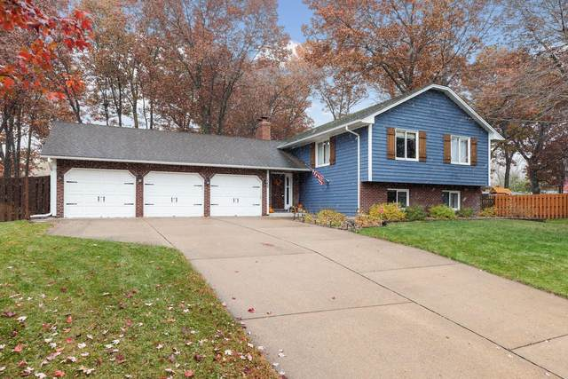 2359 Pinewood Circle, Mounds View, MN 55112 (#5675611) :: The Pomerleau Team