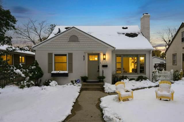 637 Brimhall Street, Saint Paul, MN 55116 (#5677026) :: Tony Farah | Coldwell Banker Realty