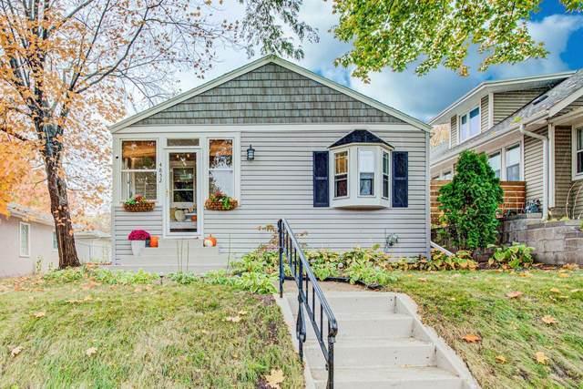4852 Clinton Avenue, Minneapolis, MN 55419 (#5677029) :: Tony Farah | Coldwell Banker Realty