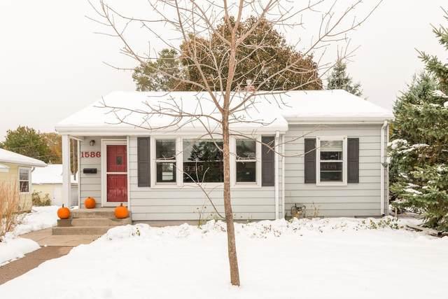 1586 Hamline Avenue N, Saint Paul, MN 55108 (#5677284) :: Tony Farah | Coldwell Banker Realty