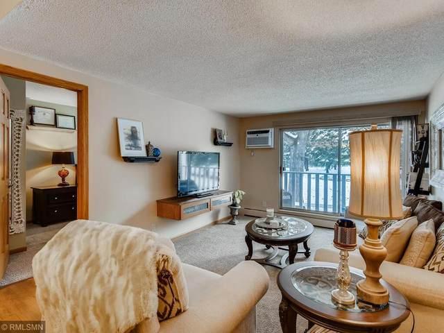 1601 N Innsbruck Drive #215, Fridley, MN 55432 (#5677755) :: The Pietig Properties Group