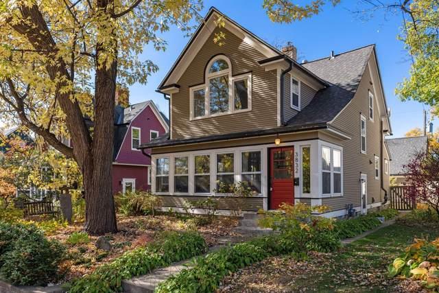 3832 Thomas Avenue S, Minneapolis, MN 55410 (#5677814) :: Bre Berry & Company
