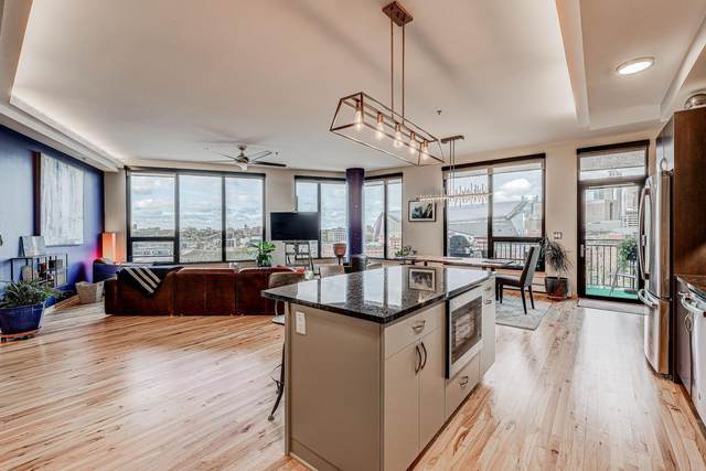 1240 S 2nd Street #902, Minneapolis, MN 55415 (#5677818) :: Bre Berry & Company