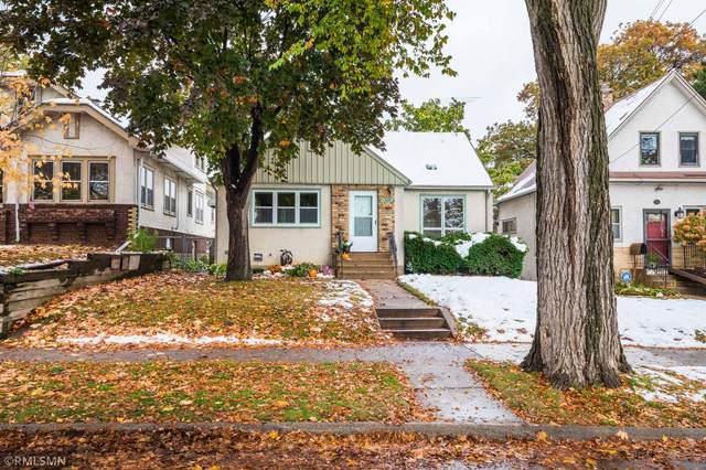 1309 28th Avenue NE, Minneapolis, MN 55418 (#5678259) :: The Preferred Home Team