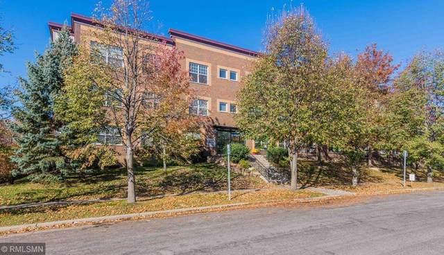 2395 Benson Avenue #104, Saint Paul, MN 55116 (#5680240) :: Twin Cities South