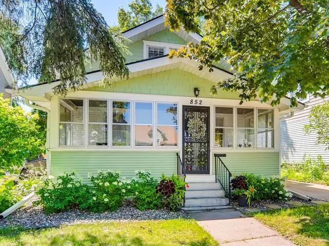 852 Carroll Avenue, Saint Paul, MN 55104 (#5680686) :: Twin Cities South