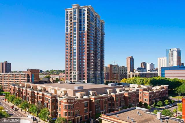 500 E Grant Street #2401, Minneapolis, MN 55404 (#5682013) :: Tony Farah | Coldwell Banker Realty