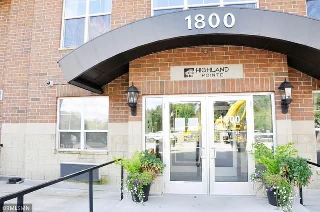1800 Graham Avenue #415, Saint Paul, MN 55116 (#5682216) :: Tony Farah | Coldwell Banker Realty