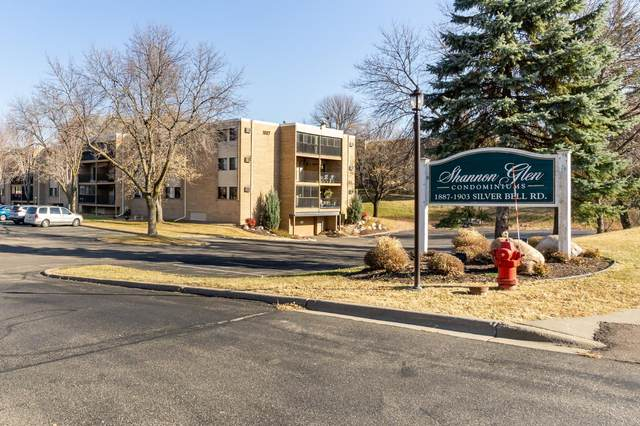 1887 Silver Bell Road #307, Eagan, MN 55122 (#5682985) :: Bos Realty Group