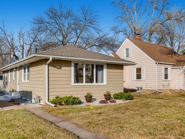 4010 Monroe Street NE, Columbia Heights, MN 55421 (#5684413) :: Tony Farah | Coldwell Banker Realty