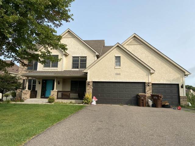 10843 184th Court NW, Elk River, MN 55330 (#5684713) :: The Jacob Olson Team