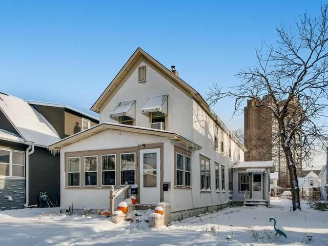 1715 6th Street NE, Minneapolis, MN 55413 (#5685389) :: Servion Realty