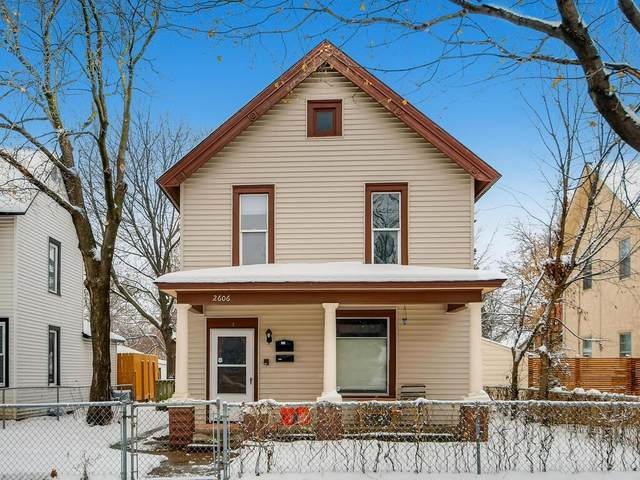 2606 Monroe Street NE, Minneapolis, MN 55418 (#5685484) :: Servion Realty
