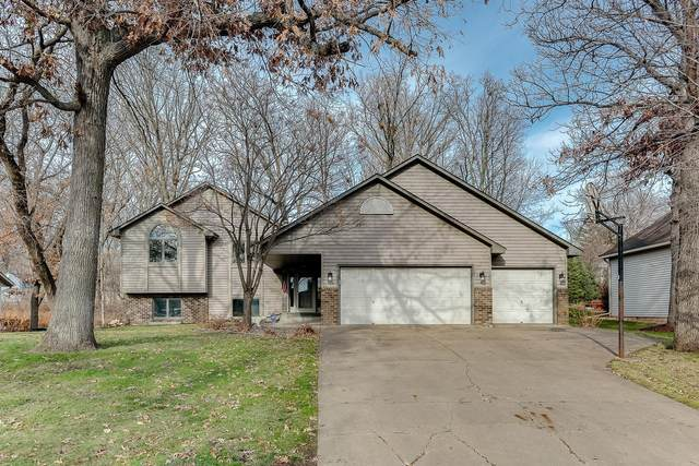2181 14th Avenue E, North Saint Paul, MN 55109 (#5685545) :: The Smith Team