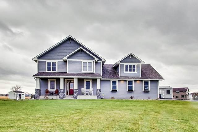 845 Cedarberry Court, Hudson, WI 54016 (MLS #5687387) :: The Hergenrother Realty Group