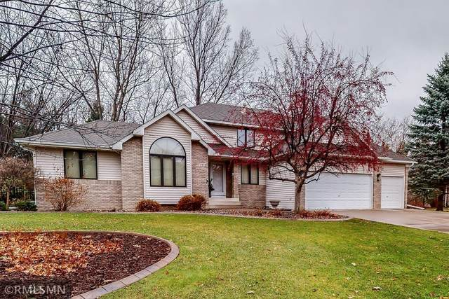 321 Dunbar Way, Mahtomedi, MN 55115 (#5689104) :: The Smith Team