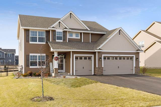 6010 Idsen Avenue S, Cottage Grove, MN 55016 (#5691587) :: Tony Farah | Coldwell Banker Realty