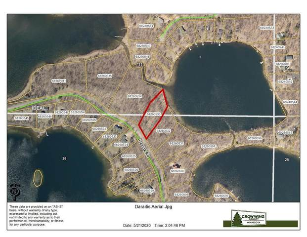 Lot 4 Gasink Rd, Pequot Lakes, MN 56472 (#5691838) :: The Preferred Home Team
