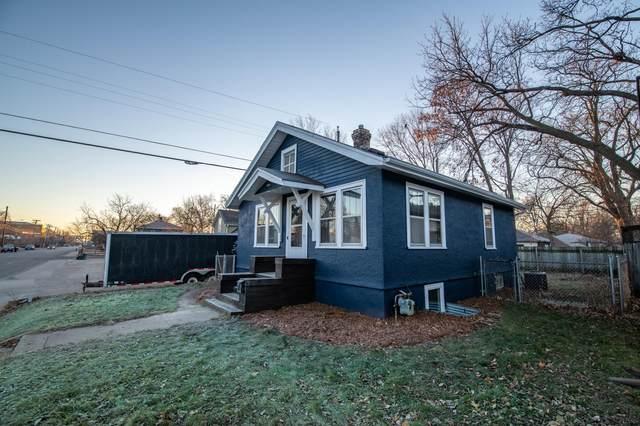2109 E 38th Street, Minneapolis, MN 55407 (#5692447) :: Tony Farah   Coldwell Banker Realty