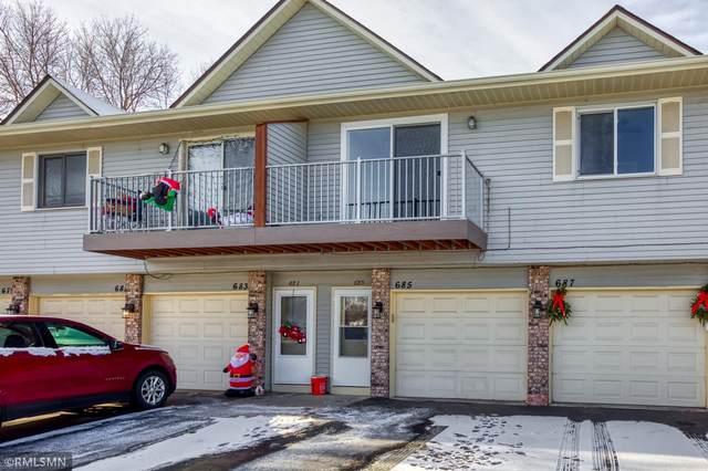 685 Parkside Drive 685H, Vadnais Heights, MN 55127 (#5694059) :: Straka Real Estate