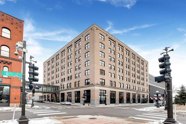 406 Wacouta Street #610, Saint Paul, MN 55101 (MLS #5695504) :: RE/MAX Signature Properties