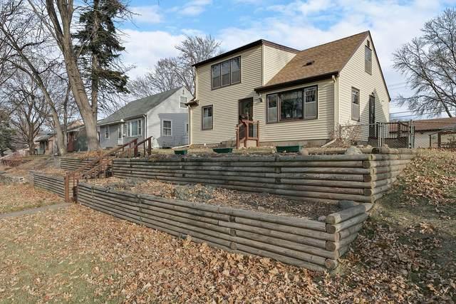 4207 Main Street NE, Columbia Heights, MN 55421 (#5696080) :: Tony Farah | Coldwell Banker Realty