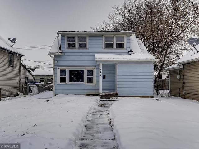 649 Van Buren Avenue, Saint Paul, MN 55104 (MLS #5697773) :: RE/MAX Signature Properties