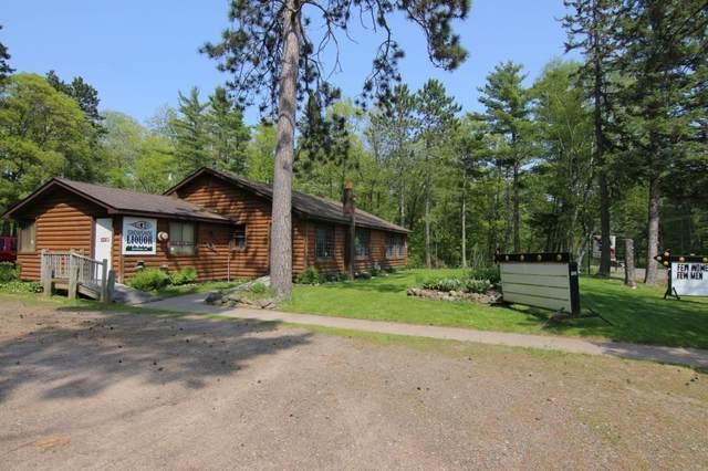 12622 W County Hwy B, Hayward, WI 54843 (#5698183) :: Lakes Country Realty LLC