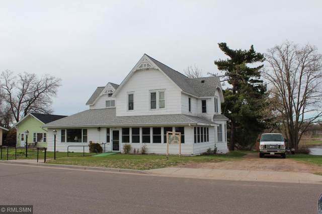 240 W Broadway Avenue, Grantsburg, WI 54840 (#5698290) :: Helgeson & Platzke Real Estate Group