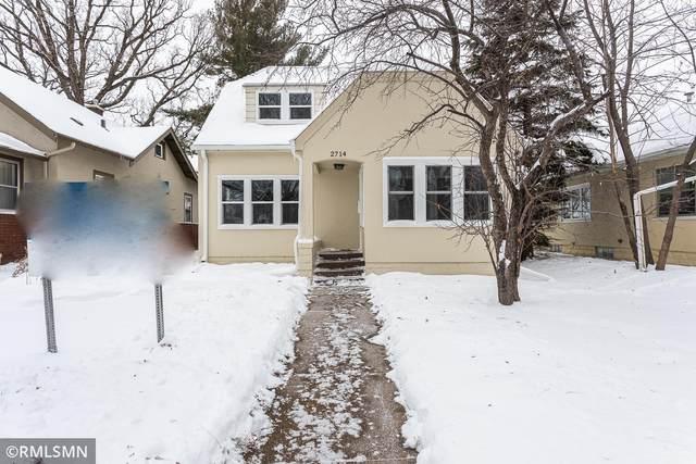 2714 Johnson Street NE, Minneapolis, MN 55418 (#5698475) :: Tony Farah | Coldwell Banker Realty