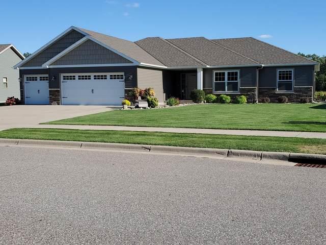 631 Pebble Creek Drive, Saint Cloud, MN 56303 (#5698820) :: Tony Farah | Coldwell Banker Realty