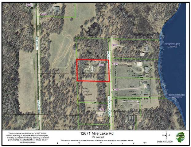 12671 Mile Lake Road SW, Brainerd, MN 56401 (#5699008) :: Happy Clients Realty Advisors