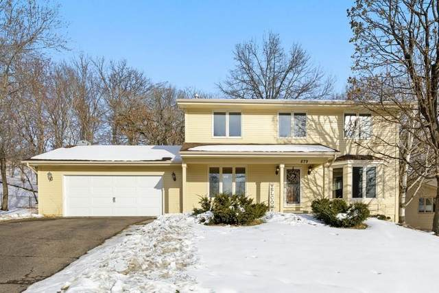 879 Park Knoll Drive, Eagan, MN 55123 (#5700000) :: Twin Cities South