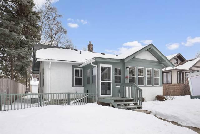 4118 Humboldt Avenue N, Minneapolis, MN 55412 (MLS #5702112) :: RE/MAX Signature Properties