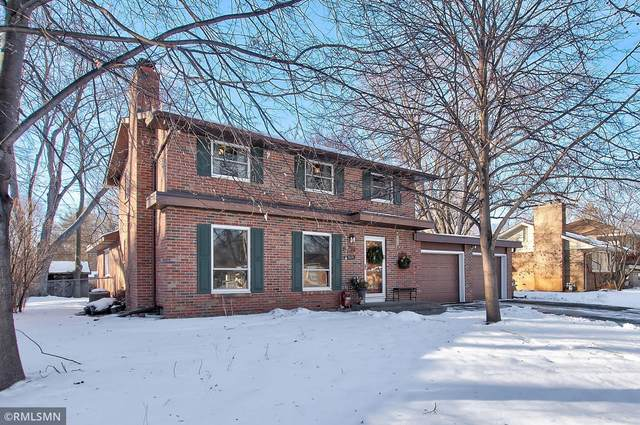 2567 Bittersweet Lane, Maplewood, MN 55109 (#5702686) :: Twin Cities South