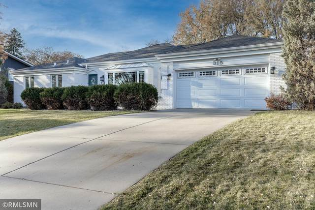 315 Clover Leaf Drive, Golden Valley, MN 55422 (#5702782) :: Tony Farah | Coldwell Banker Realty