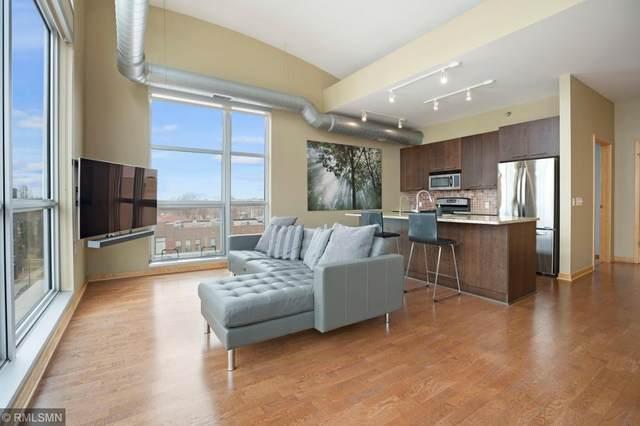 1211 Lagoon Avenue #507, Minneapolis, MN 55408 (#5703114) :: Bos Realty Group