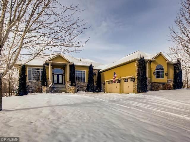 7323 Peltier Circle, Centerville, MN 55038 (#5703865) :: Carol Nelson | Edina Realty