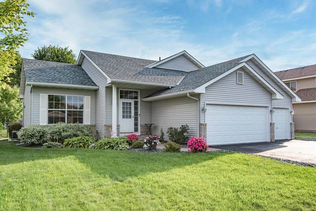 3219 Bluebell Avenue N, Brooklyn Park, MN 55443 (#5703892) :: The Janetkhan Group