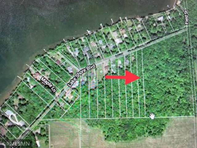 xxxx Lake Shore Boulevard, Wahkon, MN 56386 (#5704235) :: Bos Realty Group