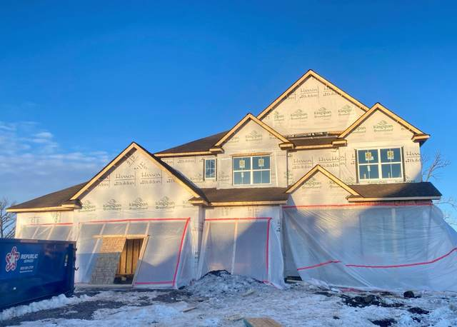 2262 Lakeshore Point Drive NE, Saint Michael, MN 55376 (#5704294) :: Tony Farah | Coldwell Banker Realty